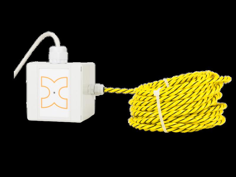Leckagesensor KLS03-ROPE mit 10m Sensorkabel