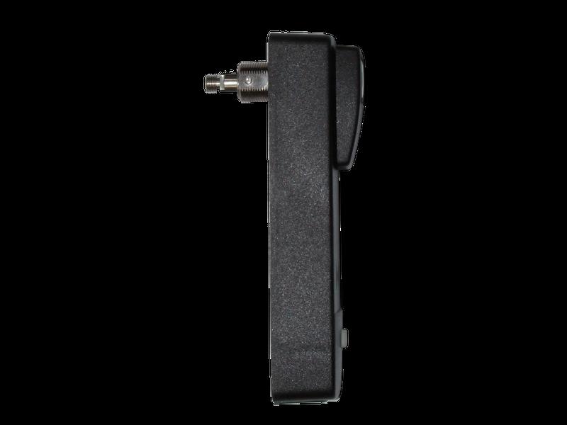DoorLock-RA Funk-Schrankschloss (MIFARE® DESFire®) mit 14mm Schließbolzen