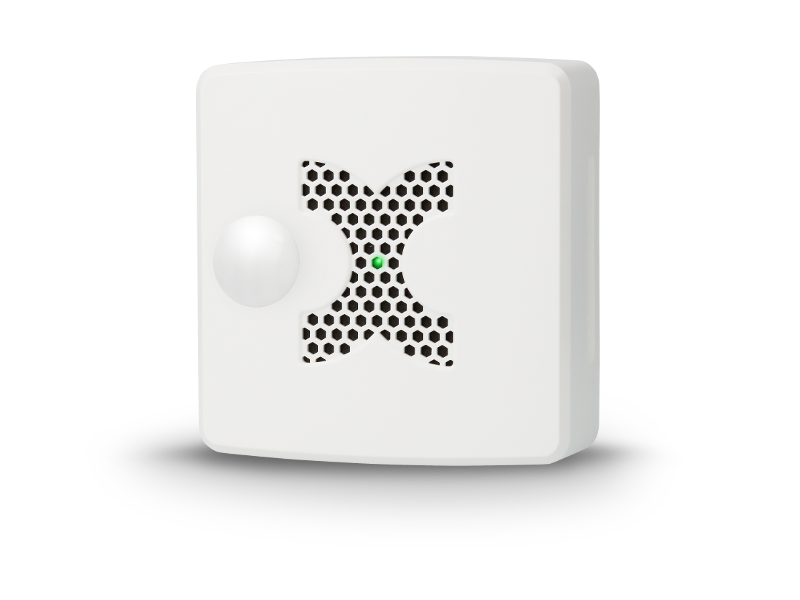 MultiSensor-LAN-RF with PoE (White)