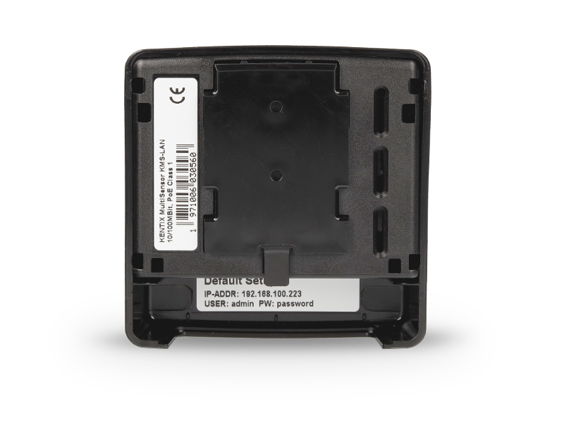 MultiSensor-LAN with PoE (Black)