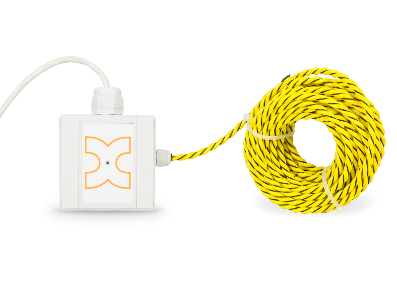 Leakagesensor KLS03-ROPE with 20m rope-sensor