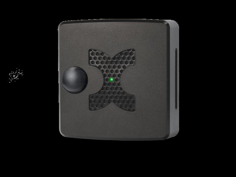 MultiSensor-LAN-RF mit PoE (Schwarz)
