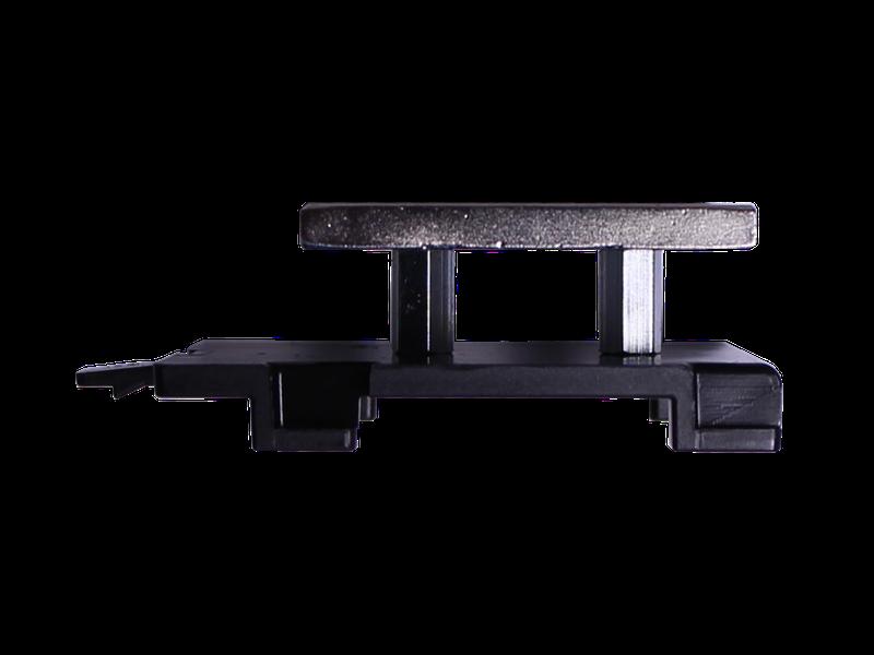 Magnet-Montagehalter für Kentix Geräte (KAM, KMS, KXP, KPM)