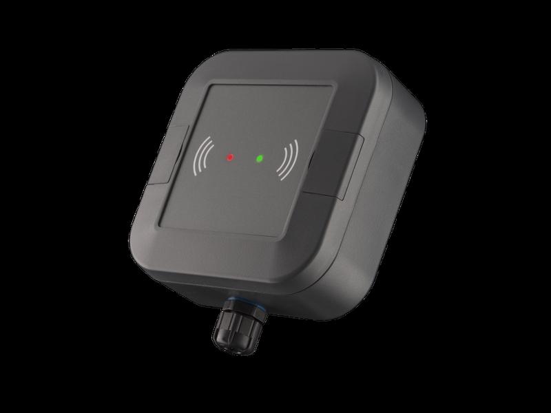 DoorLock-WA3 Outdoor Erweiterungsleser zu KXC-WA3-IP1 (MIFARE® DESFire®)