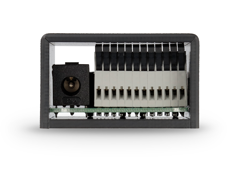 I/O relais adapter for Kentix sytem port